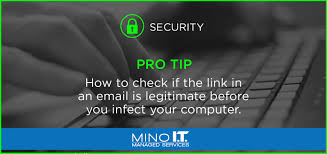 How To Check If You by How To Check If The Link In An Email Is Legitimate Before You