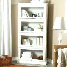 Corner Bookcases With Doors Bookcases With Doors And Drawers House Decor Best Corner Ladder