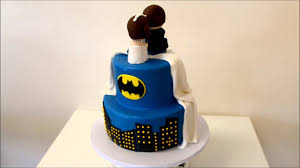 wedding cake theme batman theme wedding cake