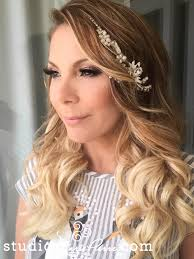 Temporary Hair Extensions For Wedding Gorgeous Half Up Half Down Wedding Hairstyles Studio Marie