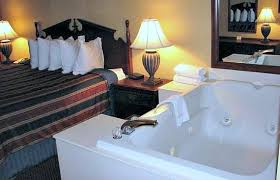 Hotels With Large Bathtubs Hotel Tub Suites Excellent Romantic Vacations