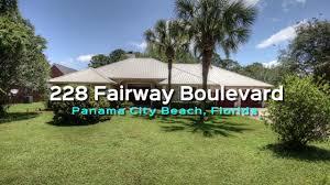 golf course home panama city beach florida real estate for sale