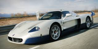 maserati mc12 blue eye candy 2005 maserati mc12