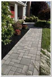 landscaping ideas for a front walkway condointeriordesign com