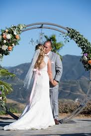Wedding Ceremony Arch Circle Arch 2 0 Wedding U0026 Party Rentals And Sales In San Diego Ca