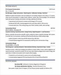 Marketing Communications Manager Resume 100 Market Resume Director Of Marketing Resume Berathen Com 50