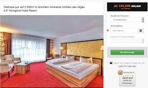 design wellnesshotel allgã u 3 5 tage im sehr gut bewerteten 4 5 wellness hotel im allgäu mit