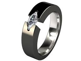 the pros and cons of titanium wedding bands for men wedding styles