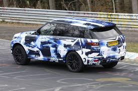 land rover bowler exr s new range rover sport gets crazy