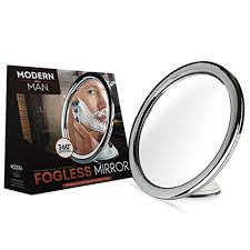 Bathroom Mirror Anti Fog Spray Fogless Shower Mirror Highest Rated Includes Razor Hook