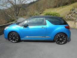 citroen electric citroen ds3 1 6e airdream dstyle plus car for sale llanidloes