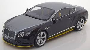 grey bentley dtw corporation rakuten global market 2016 gt spirit 1 18