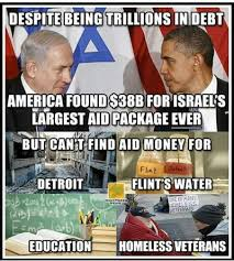 Detroit Meme - meme busters israeli aid and us domestic policy