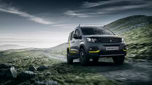 peugeot 4x4 models peugeot rifter 4x4 concept is another cool french off roader autoblog