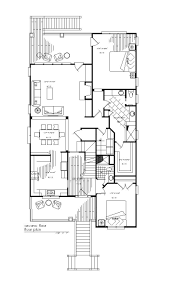 Floor Plan With Elevation And Perspective by Custom Florida House Plans Atlantic House Mangrove Bay Design