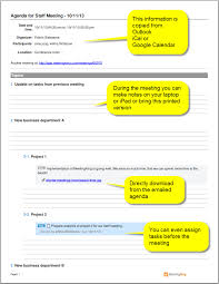 staff meeting templates expin memberpro co