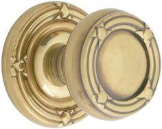 Dummy Door Knobs For French Doors - brass plated privacy lock set 25 includes knobs backplates