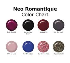 ibd neo romantique collection nail lacquer beauty factory