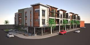 marvelous three story apartment building plans 2 plan 83117dc 3