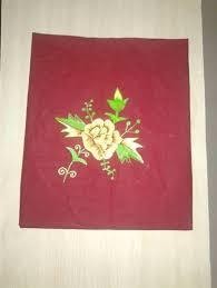 table cloth painted table cloth mezposh livana embroidery bhuj id