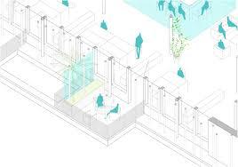 open concept office floor plans nl a reveals plans for open concept green office building in