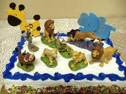 lion king cake toppers unique disney lion king 10 cake topper set featuring simba