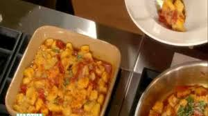 Lidia S Kitchen Recipes by Fresh Gnocchi With Chef Lidia Bastianich Martha Stewart