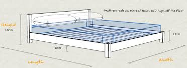 Height Of Bed Frame Low Bed Get Laid Beds