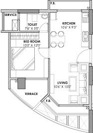 Solitaire Mobile Homes Floor Plans Baba Solitaire In Vashi Mumbai Price Location Map Floor Plan