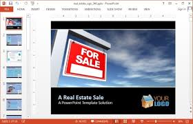 animated real estate powerpoint templates