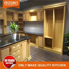 yellow kitchen wood cabinets china frameless shaker country style wood yellow kitchen