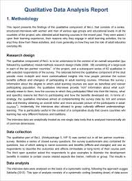 analytical report template data analysis report templates 5 free pdf word documents