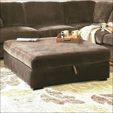 coffee tables appealing large tufted leather ottoman coffee