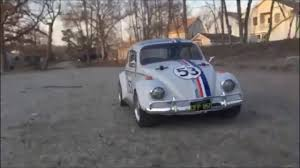 volkswagen beetle classic herbie 1 10 tamiya r c vw herbie the love bug youtube