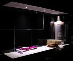 shower lighting ideas shower bench ideas using glass and light