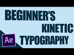 tutorial kinetic typography after effects beginner s kinetic typography after effects tutorial youtube