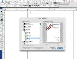 page layout designer for mac design and print publications on mac