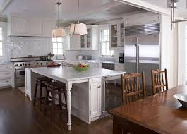 Farmhouse Kitchen Design by Farmhouse Kitchen Designs With Modern Space Saving Design