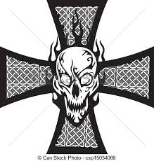 skull cross clip vector search drawings and graphics