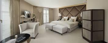 image des chambre chambres hôtel et suites le fouquet s hôtels barrière