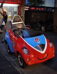 reindeer ears for car domino s pizza electric delivery car cars custom