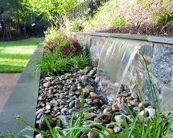 Small Backyard Water Feature Ideas Chic Small Water Features For Patios Backyard Patio And Water