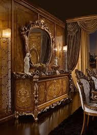 Empire Style Dining Set - Empire style interior design