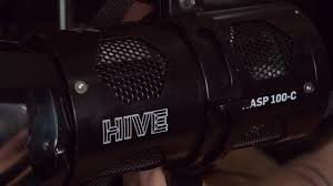 Hive Lighting Wasp 100 C Newsshooter At Cine Gear Expo 2017 Youtube