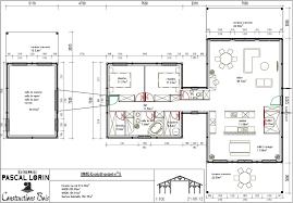 Plan De Maison En Longueur Maisons Modulaires Evolutives
