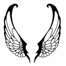 30 best white wings tattoo designs images on pinterest black and