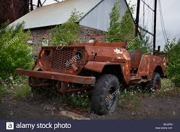 old jeep truck abandoned old rusty jeep rusty stock photos u0026 abandoned old rusty