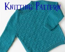 Sweater Toddler Knit Toddler Sweater Etsy