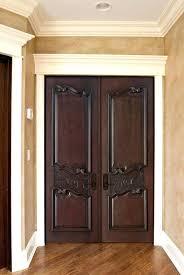 Home Depot Solid Wood Interior Doors Real Wood Front Doors Medium Image For Door Inspirations Mahogany