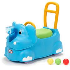 Little Tikes Toy Storage Little Tikes Scoot Around Animal Riding Toy Elephant Walmart Com
